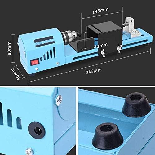 150W Electric Wood Mini Lathe Beads Grinding Polisher and Polishing Beading Machine DIY Woodworking Buddha Pearl Lathe Machinery