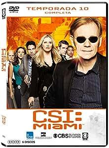 CSI: Miami - Temporada 10 [DVD]