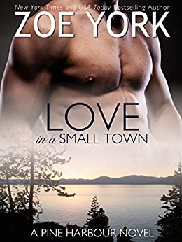 Love in a Small Town (Pine Harbour Book 1) by [York, Zoe]