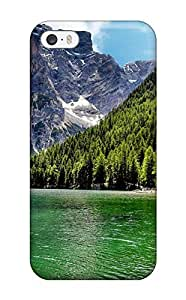 Anna Paul Carter Premium Protective Hard Case For Iphone 5/5s- Nice Design - River