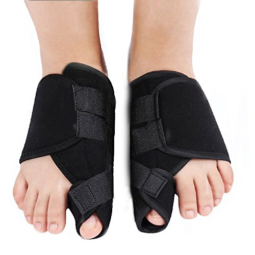 Dr Rogo Bunion Splint, Bunion Corrector for Crooked Toes Alignment & Big Toe Joint Pain Relief Soothe Your Sore Feet, Ease Foot Pain and Prevent Bunion Surgery by Dr Rogo