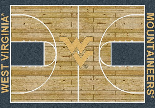 Milliken College Basketball Court West Virginia 5'4