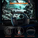 NUBWO Gaming Headset for PS4, PC with