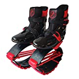 Jumping Shoes Kangaroo Kids Adults Space Fitness Bounce Anti-Gravity Running Outdoor Exercise Sports Boots