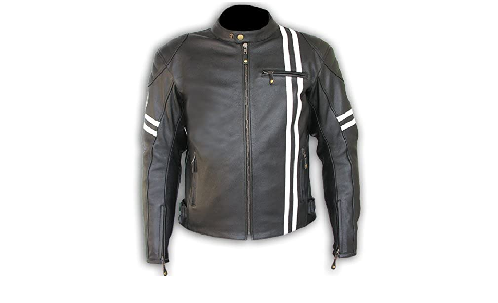 X-Men style Real Leather Jacket For Men/Women With Top Quality Leather Available In All Size's Az-786903
