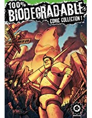 100% Biodegradable Comic Collection: An action packed sci fi adventure comics anthology from creators around the globe.