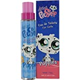 Marmol & Son Littlest Pet Shop Puppies Eau de Toilette Spray, 1.7 Ounce