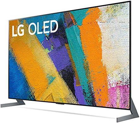 LG OLED65GXPUA 65″ GX 4K Smart OLED TV (2020l) with Deco Gear Home Theater Bundle 516IMi3v6rL