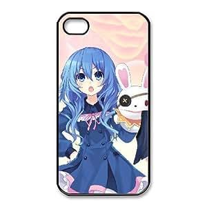iphone4 4s Phone Case Black Date A Live Yoshino ZAS5559468