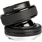 Lensbaby Composer Pro with Sweet 50 Optic for Micro Four Thirds