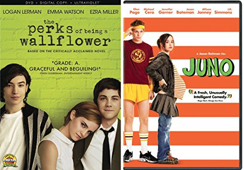 Juno & Perks of Being a Wallflower 2-Movie - Sun Perks The