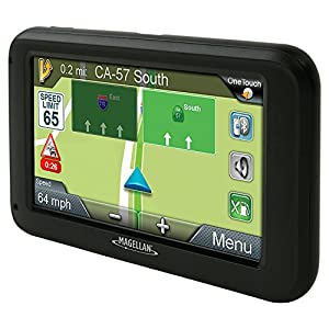 "Magellan Roadmate 5322-LM 5"" Touchscreen Portable GPS Navigation System"