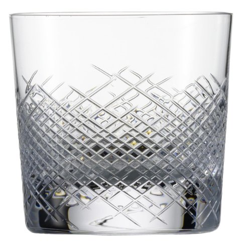 Zwiesel 1872 Charles Schumann Hommage Collection Comete Handmade Glass Large Whiskey Cocktail Glass, 13.4-Ounce, Set of 2 by Schott Zwiesel