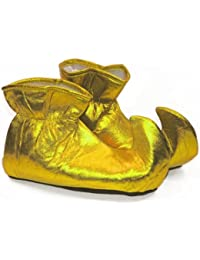 Women's Deluxe Costume Cloth Elf Shoes