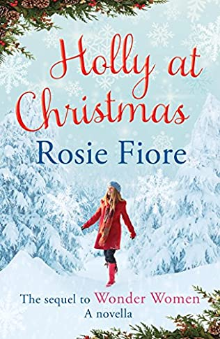 book cover of Holly at Christmas