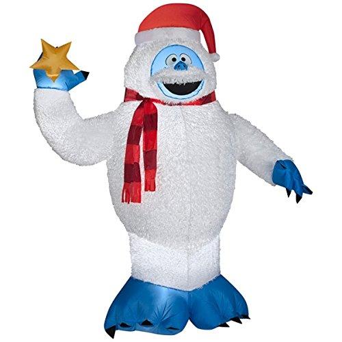 Bumble Abominable Snowman Yard Decoration