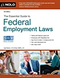 img - for The Essential Guide to Federal Employment Laws by Lisa Guerin (30-Apr-2013) Paperback book / textbook / text book