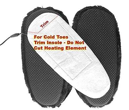 9ca0d768cf4b90 Amazon.com  ValueRays USB Heated Slipper Foot Warmers -