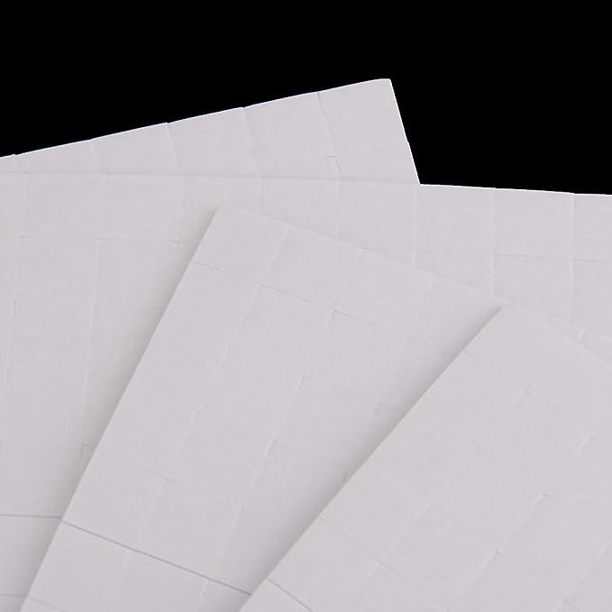 4 Blatt Schaumklebepads doppelseitige Klebepads Schaum Schaumstoffpads .