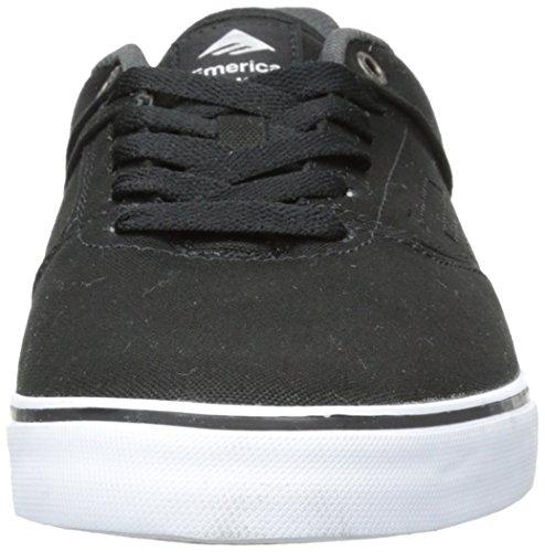 Emerica THE REYNOLDS LOW, Sneaker uomo Black/White/Grey