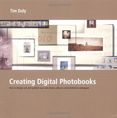 Revealing the simple techniques for creating unique, high quality prints from home with the advancement of digital printing technology, this handy DIY guide illustrates that the costs and complications of printing and displayi...
