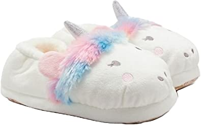 Ladies Unicorn Slippers: Amazon.co.uk