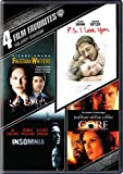 4 Film Favorites: Hilary Swank: Freedom Writers /P.S. I Love You / Insomnia / The Core (DVD)