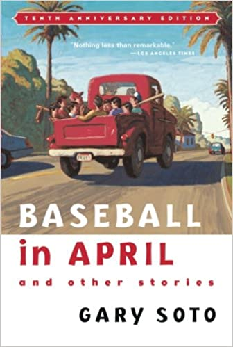 Baseball in april and other stories gary soto 9780152025670 baseball in april and other stories gary soto 9780152025670 amazon books fandeluxe Gallery