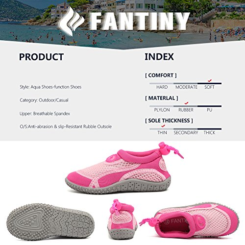 Pictures of CIOR Fantiny Boy & Girls' Water Aqua Shoes 4