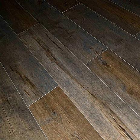 Dekorman 1551 Latte Birch Thick Click Locking Laminate Flooring