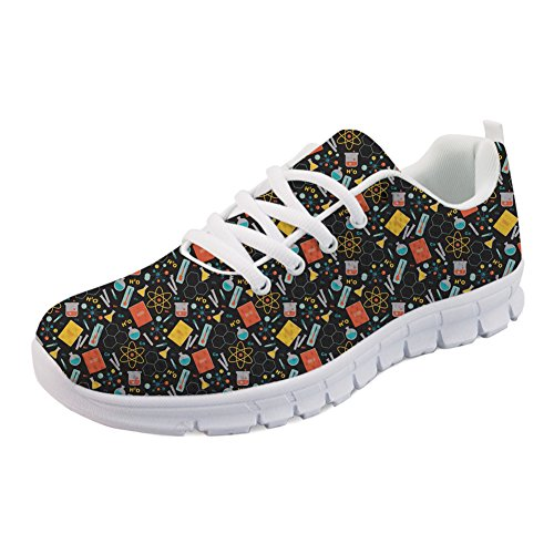 Collo Pattern Scientist Basso Donna A H853AQ8 Coloranimal K 6wOPtt