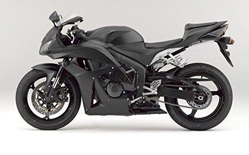 Matte Black Complete Fairing Injection for 2009-2012 Honda CBR 600 RR 600RR CBR600RR