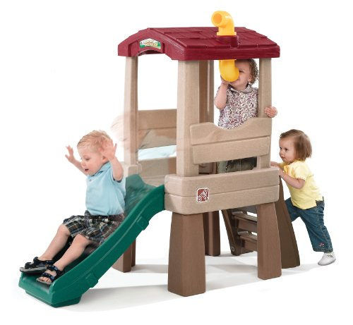 Step2  Naturally Playful Lookout Treehouse (Climbers For Children)