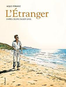 vignette de 'L'étranger (Jacques Ferrandez)'