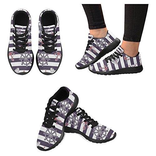Scarpe Da Corsa Da Donna Running Jogging Leggera Interesse Facile Camminare Scarpe Da Corsa Casual Sport Comfort Per Donna Multi 64