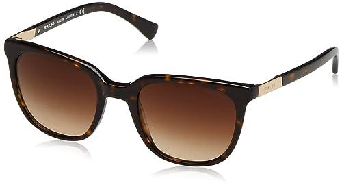 Ralph 0Ra5206, Gafas de Sol para Mujer, Dark Tortoise, 51
