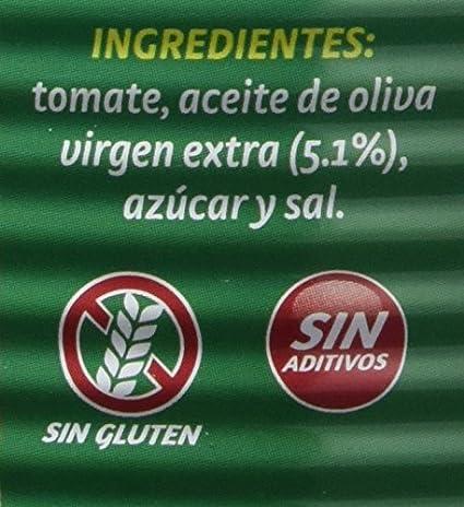 Hida Tomate Frito con Aceite de Oliva Virgen Extra - 400 g ...