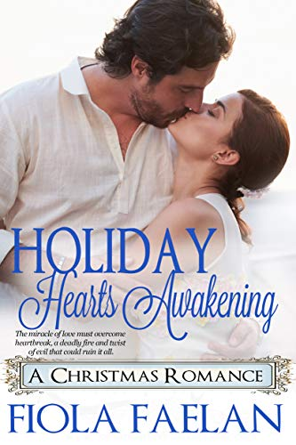 Book: Holiday Hearts Awakening by Fiola Faelan