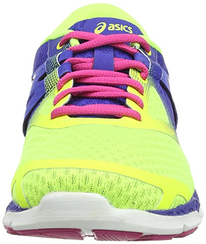 33 dfa 702 De Yellow Blue Chaussures Entrainement Femme Jaune deep flash Running Asics Pink hot HZwqdR5Z
