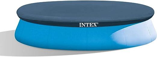 Intex 28022 - Cobertor piscina hinchable Easy Set 366 cm: Amazon.es: Jardín