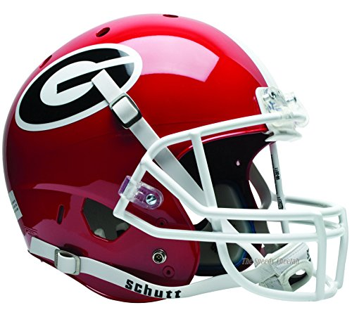 Georgia Bulldogs Officially Licensed Full Size XP Replica Football Helmet
