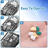 Pill Cutter for Small Pills,Tablet Splitter with