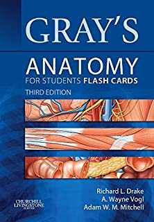 Grays Anatomy For Students Flash Cards With STUDENT CONSULT Online Access