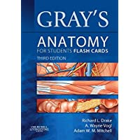 Gray's Anatomy for Students Flash Cards: with STUDENT CONSULT Online Access, 3e