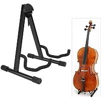 Soporte para violonchelo plegable ajustable Un marco de acero para violonchelo soporte estante de exhibición de…