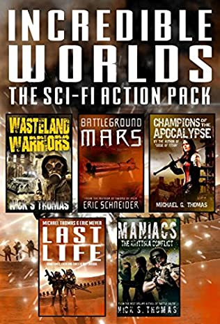 Incredible Worlds - The Sci Fi Action Pack by Eric Meyer, Eric