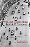 The Last Hundred Days by Patrick McGuinness front cover