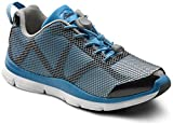 Dr. Comfort Women's Katy Turquoise Diabetic Athletic Shoes