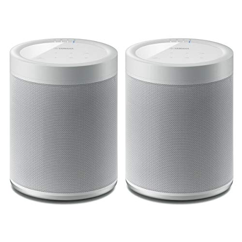 Yamaha WX-021WH MusicCast 20 Wireless Speakers - Pair ()