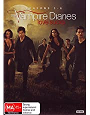 The Vampire Diaries: Love Sucks - Season 1-6 (DVD)